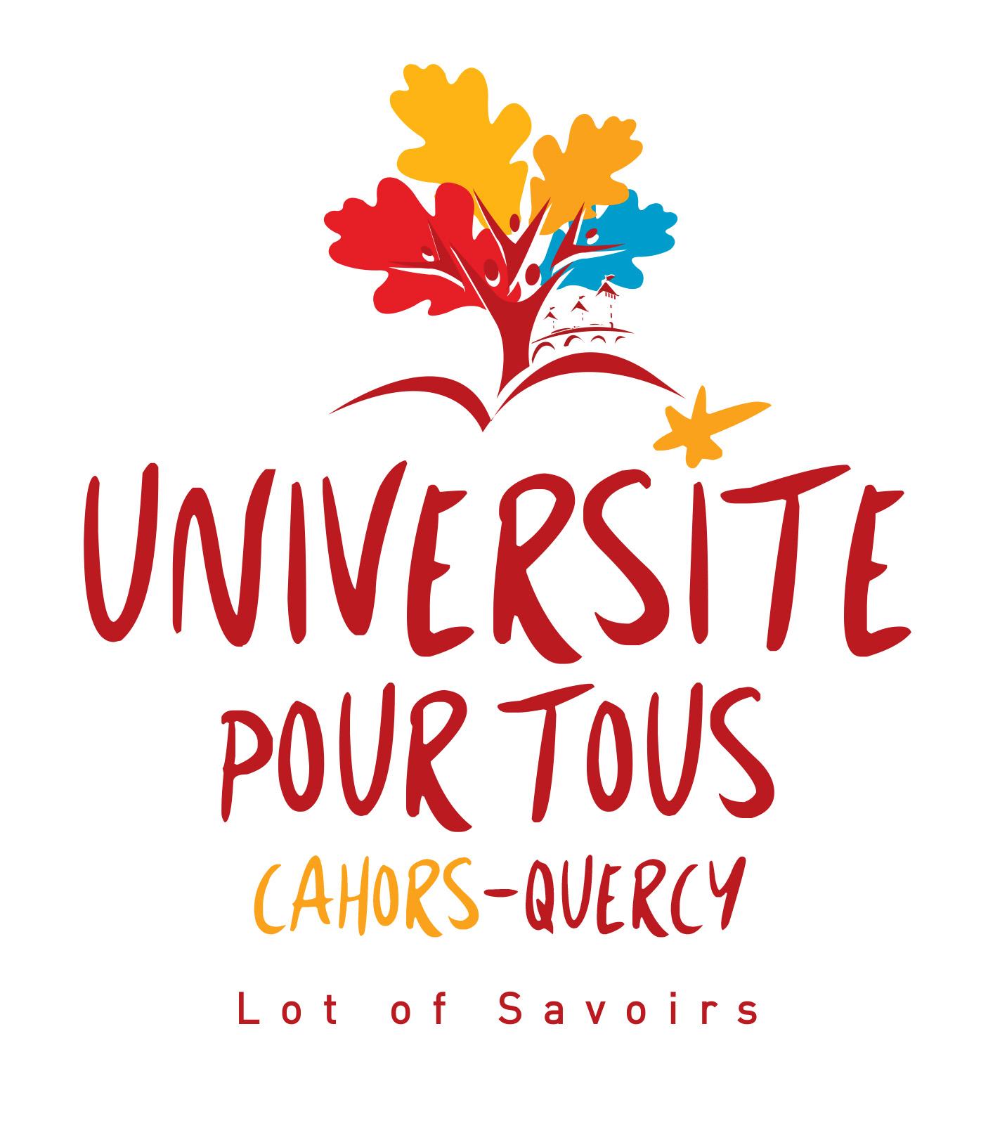 Université pour tous Cahors Quercy