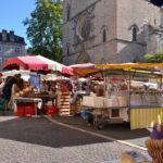Le Marché de Cahors